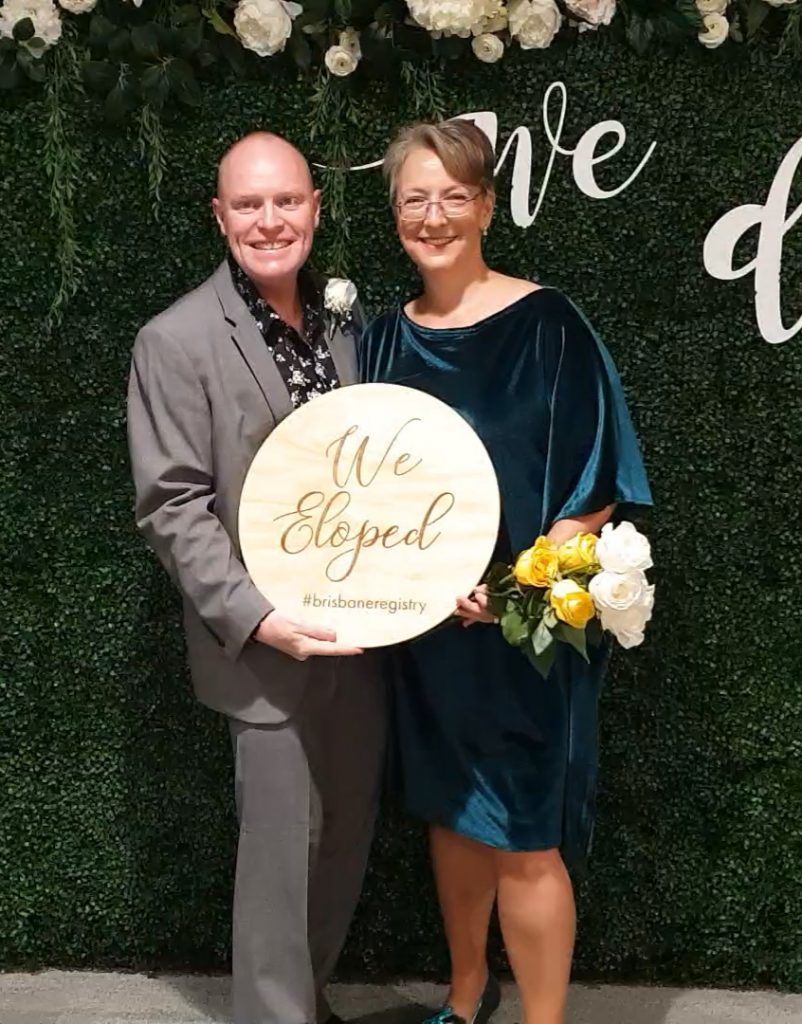 Eloped in November 2019